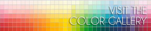 Paint color gallery